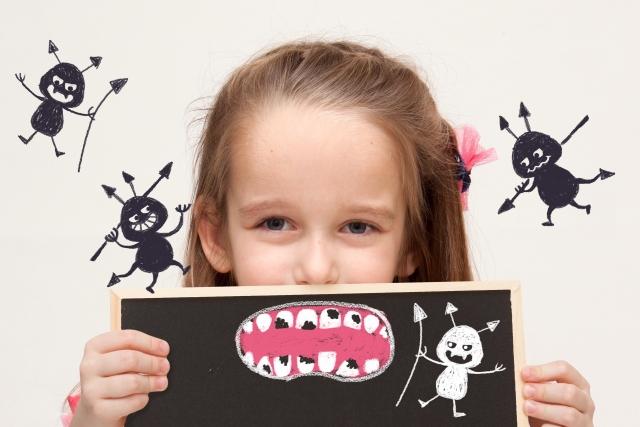 3歳の子どもに虫歯疑惑。初めての歯医者さんに大苦戦?