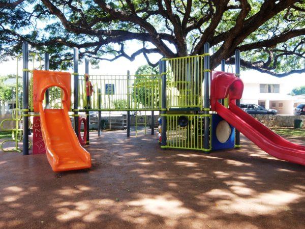 【子連れハワイ】遊具のある公園からのカピオラニ公園でピクニックはいかが